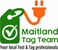 Maitland Tag Team | Test & Tag Maitland, Newcastle, Hunter Valley Logo