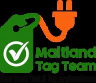 Maitland Tag Team   Test & Tag Maitland, Newcastle, Hunter Valley Logo